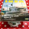 Cam cât cântărește ediția specială a noului catalog IKEA (2015)?