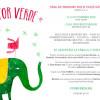 """Weekendul acesta ne Vedem la """"V for Verde"""", târgul Verde"""