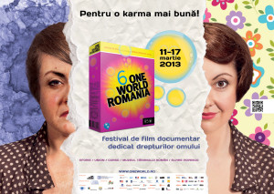 afis One World Romania