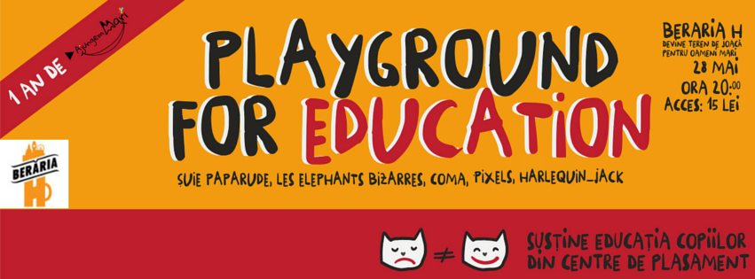 concert Playground for Education