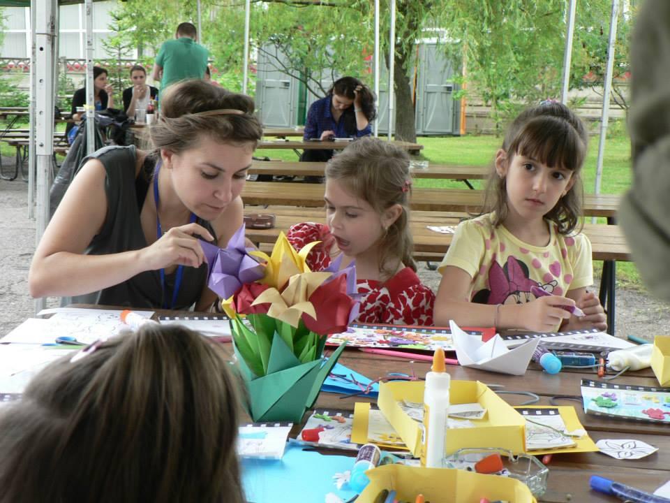 poza workshop copii