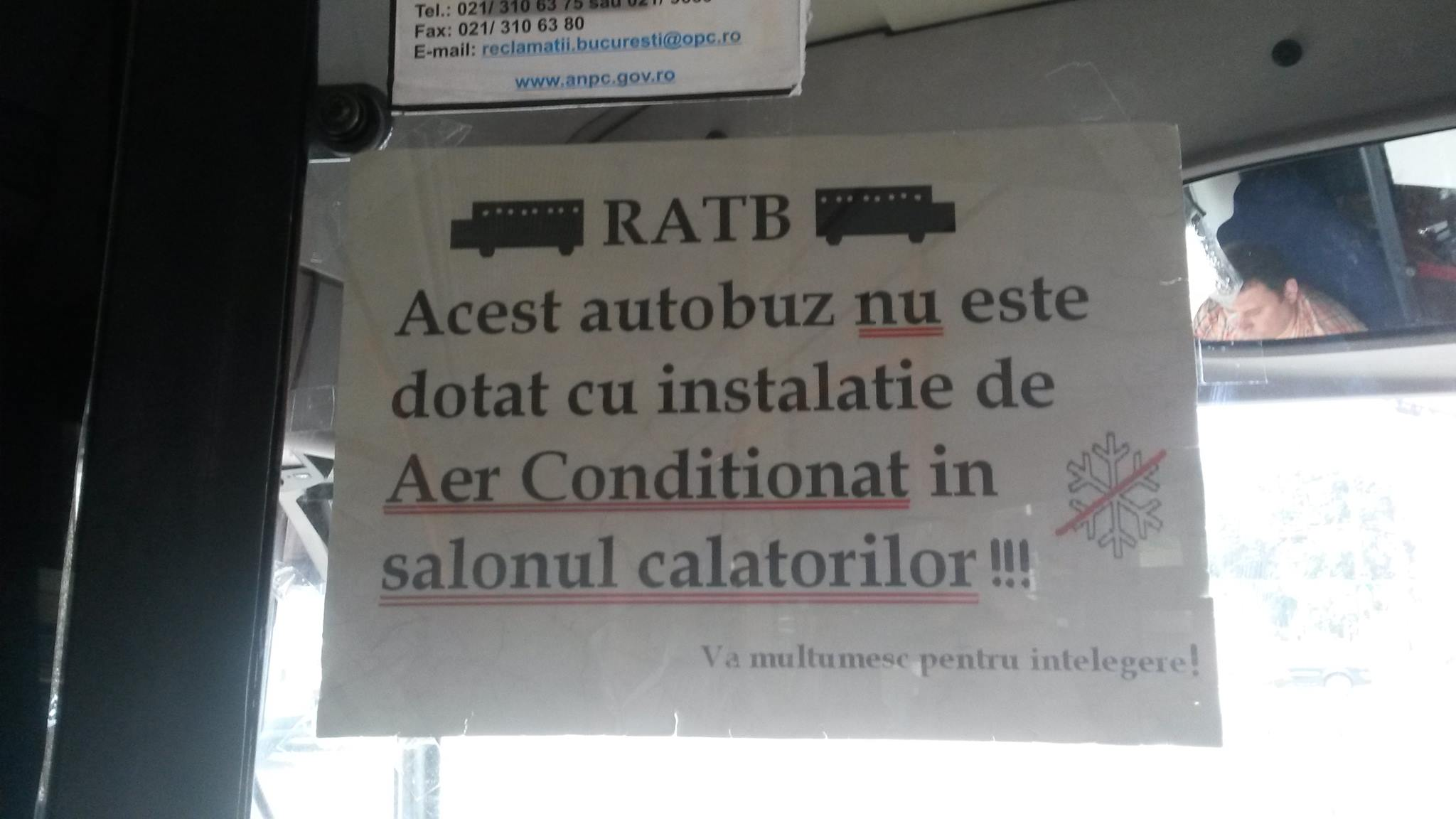 RATB Aer Conditionat