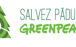 Salvez Padurea GreenPeace