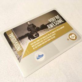 Triathlon Series event card 4
