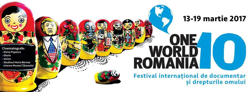 one world romania 2017 - festival de film documentar