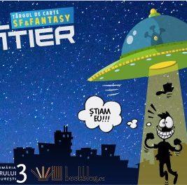 Final Frontier - targ de carte SF si Fantasy