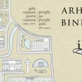 gala oameni pentru oameni - arhitectii binelui