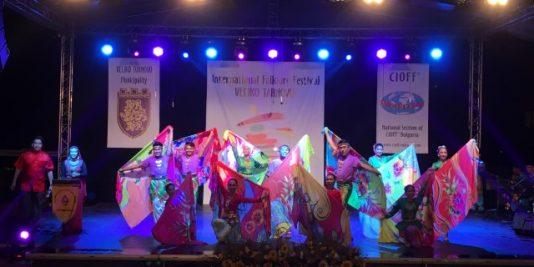 Malaezia - la festivalul de folclor international Veliko Tarnovo