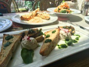 Brunch în Veliko Tarnovo, restaurant Shastliveca